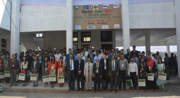 WasteSafe 2017, 5th International Conference