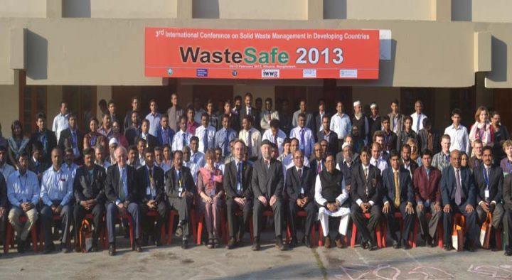 WasteSafe 2013, 3rd International Conference